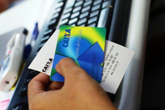 Calendário de pagamento do Abono Social