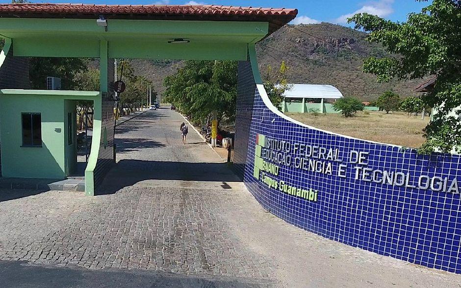 IF Baiano lança novo curso de pós-graduação em Guanambi - Agência Sertão