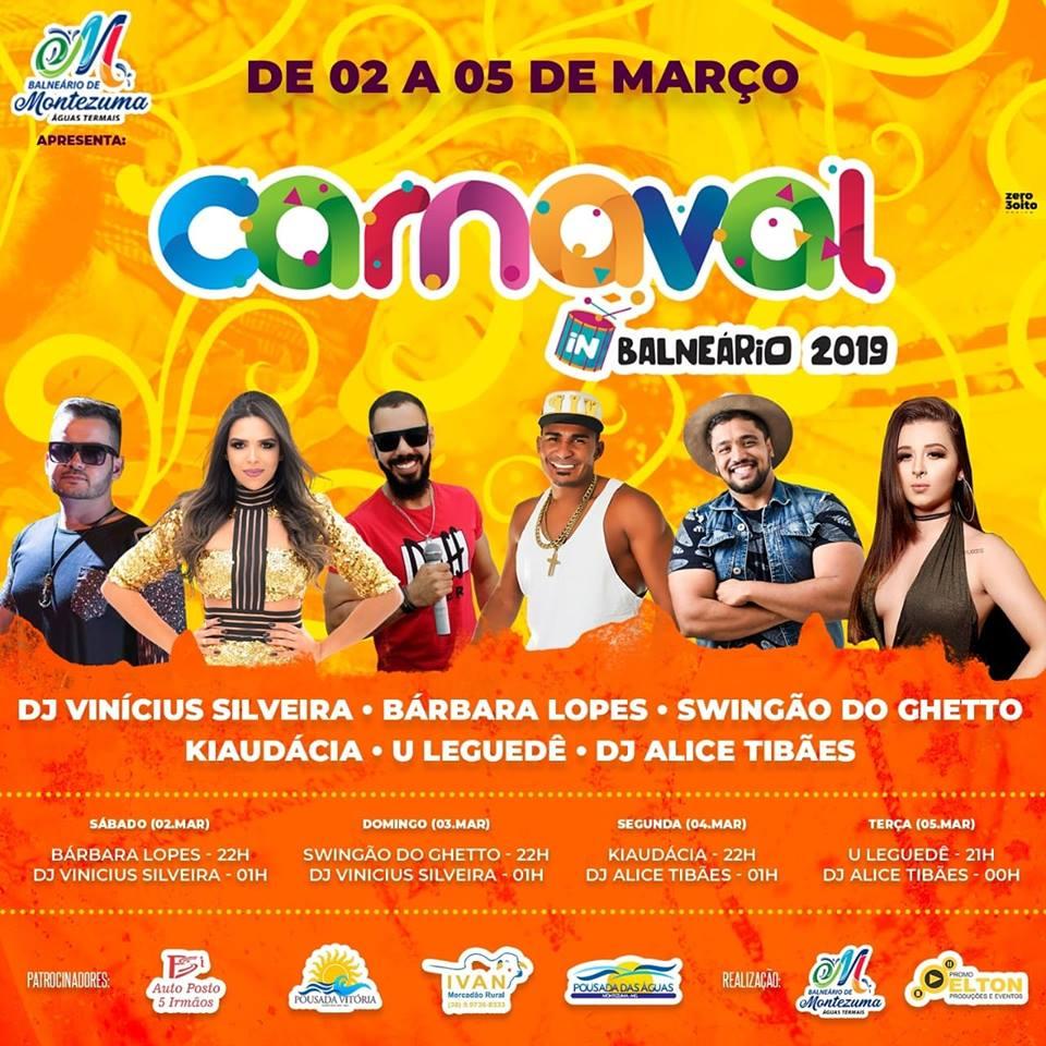 Carnaval em Montezuma