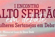 I Encontro Alto Sertão: Mulheres Sertanejas