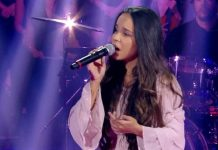 Pollyana Caires the voice brasil