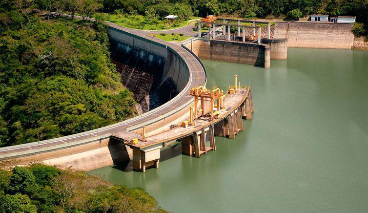 FURNAS disponibiliza diariamente os níveis de seus reservatórios