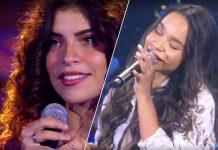 Pollyana Caires e Lúcia Muniz
