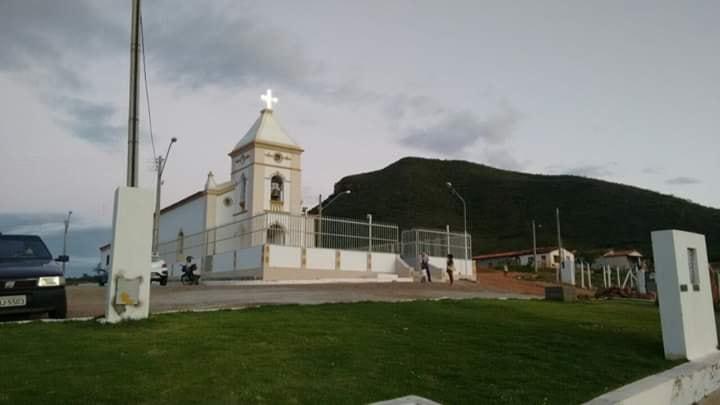 Igreja de Palmas de Monte Alto está no processo de elevação para Santuário - Agência Sertão