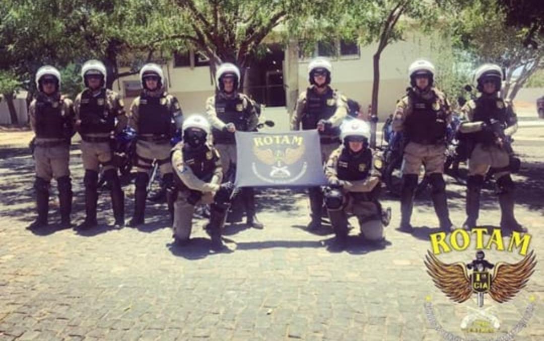 17º BPM implanta a Rotam no policiamento ostensivo em Guanambi - Agência Sertão