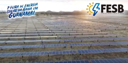 Feira de Energia Solar da Bahia começa nesta sexta em Guanambi - Agência Sertão