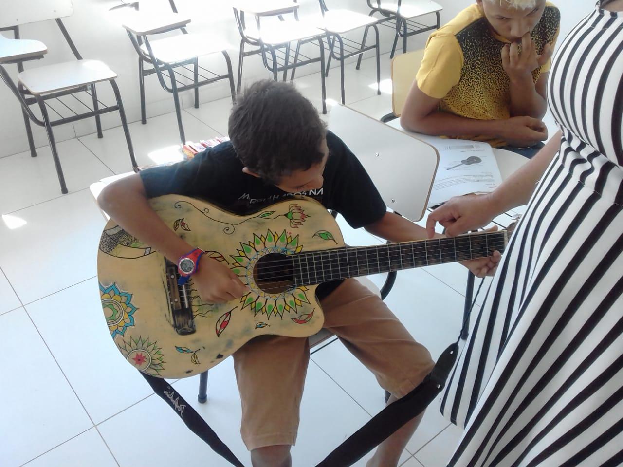 Músico ministrará Curso Dinâmico e Oficina de Música gratuitos em Guanambi - Agência Sertão