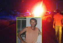 Ciclista morre atropelado em Guanambi