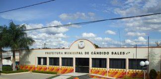 Concurso da prefeitura e Cândido Sales