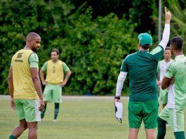 ECPP Vitória da Conquista jogadores com covid-19