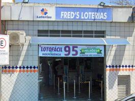 Fred's loteria mega-sena